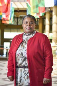 Lindiwe Hlubi Deputy Chairwoman
