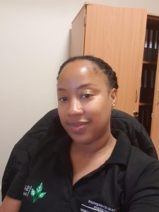 Queenie Mazibuko Human Resource Officer